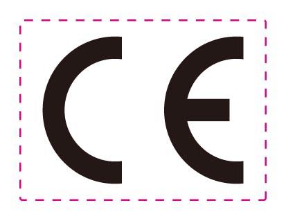 1000 Stück CE Zeichen Aufkleber Spezialfolie selbstklebend Auswahl 15-60mm CE-0