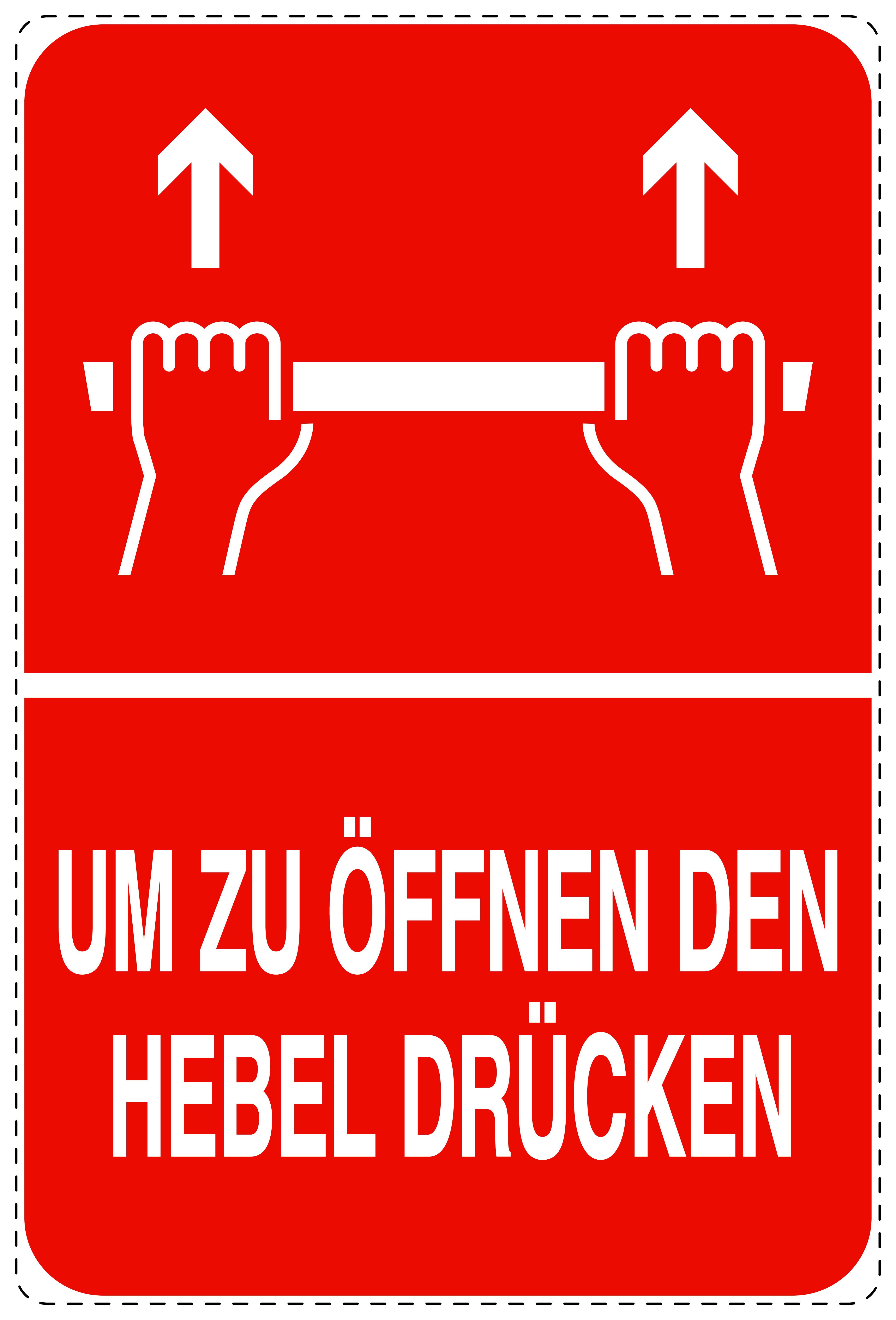 Brandmelder Schild Symbol Hinweisschild Aufkleber selbstklebend 150x150mm