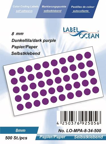 Laser Inkjet Kopierer 100 Blatt Klebeetiketten DIN A4 weiß 67x47mm