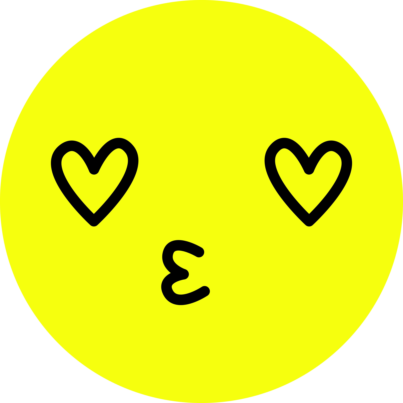 Küsschen emoticon Ferrero Group