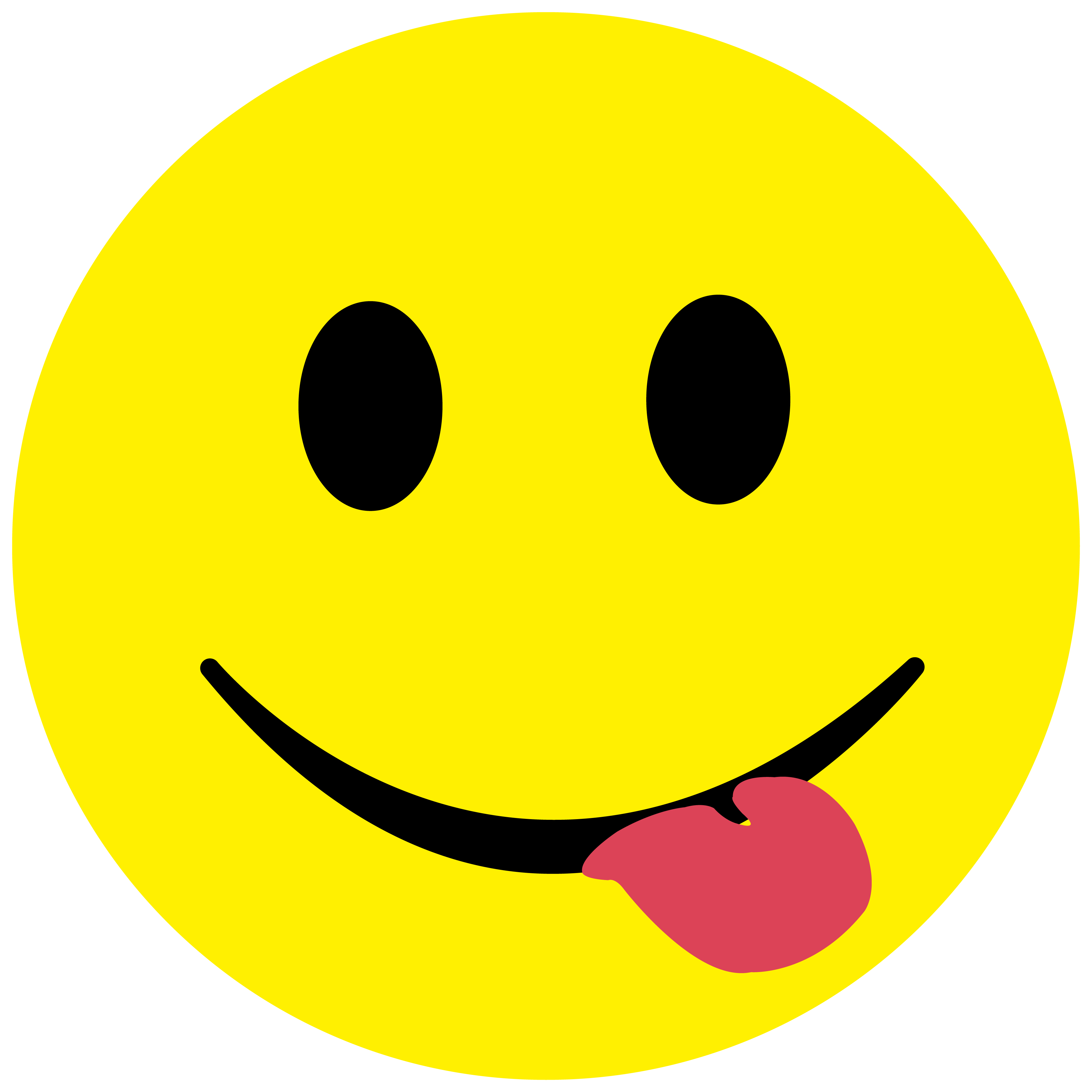 Smiley Aufkleber, Sticker Einstein Smilies, Menge/Größefrei wählbar