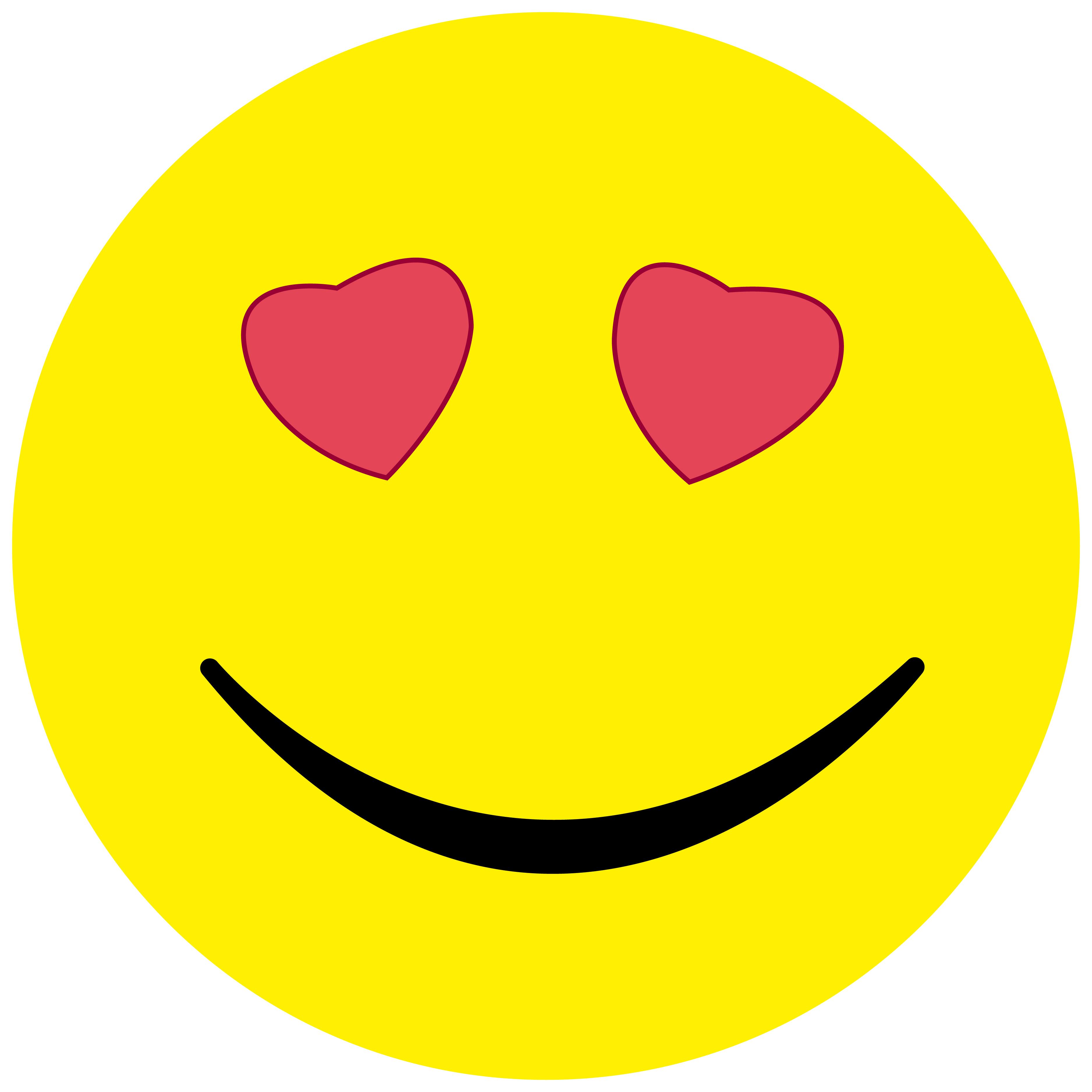 Smiley Aufkleber, Sticker Brille Smilies, Menge/Größefrei wählbar