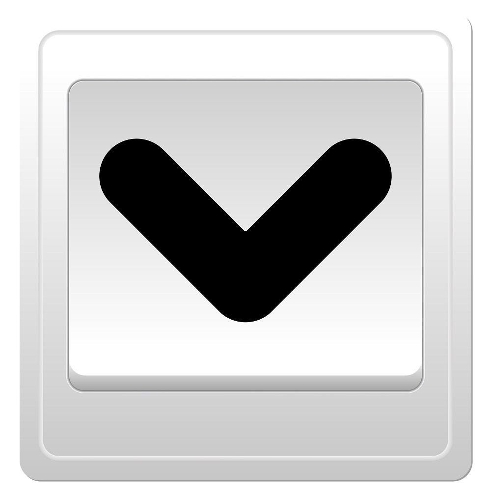 Details Zu 4x Pfeil Runter Symbol Aufkleber 45x3 Cm Für Schalter Taster Transparente Folie